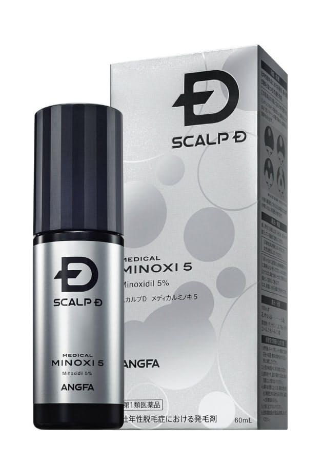 scalpd minox5