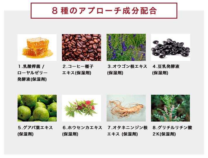 有効成分8種類